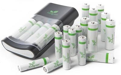 Polnilec za baterije